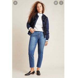 🆕 Anthropologie The High-Rise Slim Straight Ankle